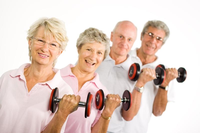 Seniorenfitness 60+