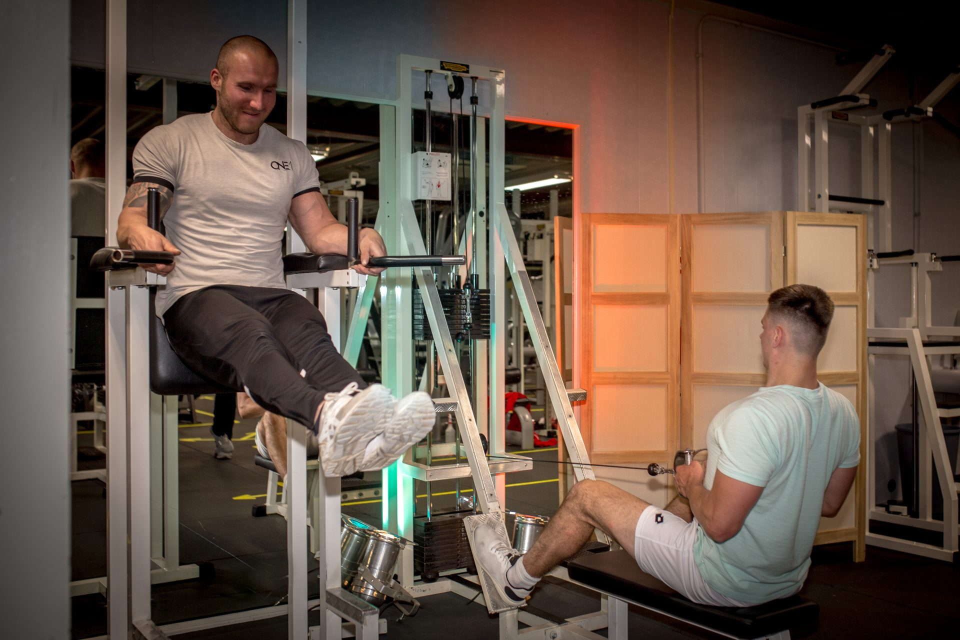 Fitness – Cardio – Bosu – TRX – Vrij trainen